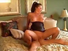 Caught, Milf, Real mom ass fuck