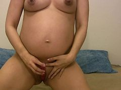 Amateur, Hd, Pregnant, Pantyhose hd solo