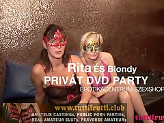 Amateur, Party, Swingers party 58 min