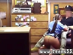 Office, Milf, Step son fucks step mom in father office