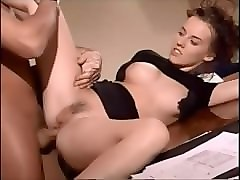Secretary, Boss fucks his secretary in his office