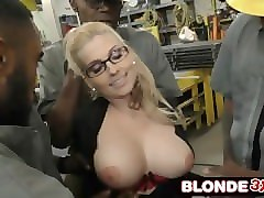 Black, Big tit boss movie