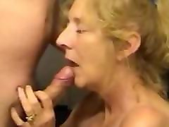 French mature cum in mouth swallow