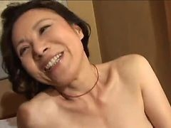 Asian, Granny, Japanese, Outdoor, Japanese granny mom