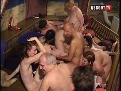 Group, Party, Twink bbc group