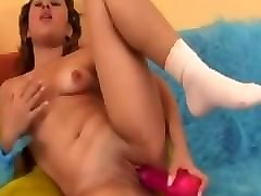 Hd, Babe, Teen, Dildo, Juggs hd solo