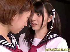 Squirt, Japanese schoolgirls medical cheking