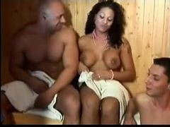 Sauna, Russian sauna girls by snahbrandy