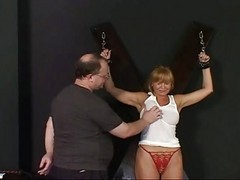 Audition, Redhead milf audition