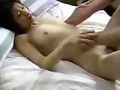 Japanese family threesome