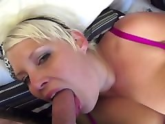 Amateur, Facial, Milf, Huge tits in nylons and in groupsex