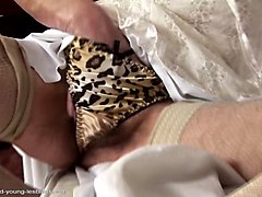 Teen, Two boys fuck mature mom