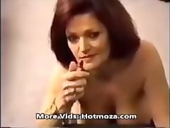 Smoking, Smoking mommy annabel seduces friends son