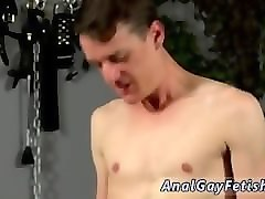 Bondage, Teen, Young monster cock