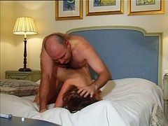 Anal, Orgasm, Mother anal