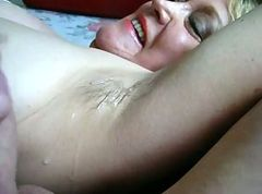 Armpit, Squirt, Hairy pussy armpits