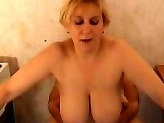 Teen, Russian, Anal big tits blonde mature