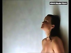 Lesbian, Shower, Big Tits, Shemale in 3d