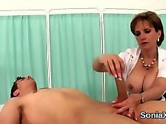 British, Carol british mature fucked
