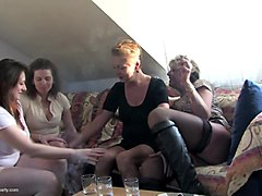 Party, White mature mom seduces her daughters husband