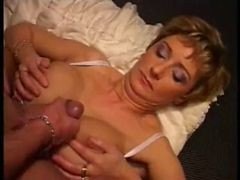 Bus, French, Mature, French mature lesbienne