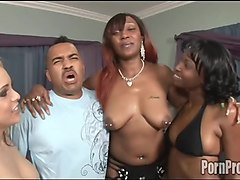 Ebony, Black, Threesome, 5yrs girl and her father