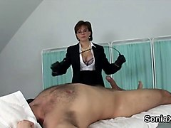 Aunt, Uk mature sara upskirt more clips of the sara