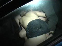 Car, Wife, Hidden japanese car sex