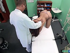 Doctor, Teacher, Exam, Karachi doctor fucking his patient in his clinic
