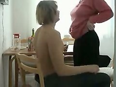 Wife, Want to fuck my daughter got to fuck me 1st