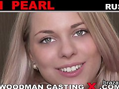 Casting, Ass, Casting pierre woodman