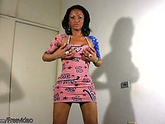 Ebony, Babe, Masturbation, Jerking, Ass, Big Ass, Www pretty babe ass com