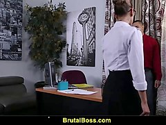 Office, Secretary, Office secretary strip solo