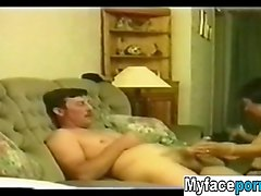 Milf, Father with mom terach son incest homemade