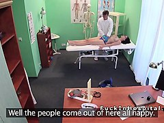Doctor, Thong, Japanese doctor fuck patient
