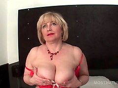 Flashing, Big Tits, Mature flash pussy