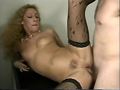 Ass, 2 bbc fucks mom in front of her son