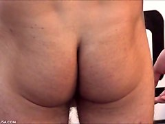Amateur, Anal, Black, Club, Orgasm, Slut prepared for anal orgasm