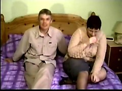 British, British swingers wife swap blindfold handcuffs