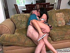 Couple, Riding teen creampie