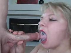 Blonde, Swallow, Gay swallow