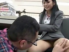 Whore, Office, Public, Japanese blackmail