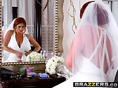 Wedding, Bride interracial gangbang