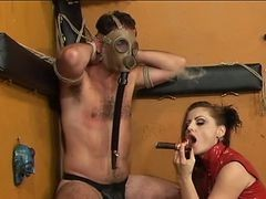 Smoking, Slave, Dress, Indian aunty smoking cigarette