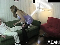 Masturbation, Jerking, Drunk japanese mother gets abused by her boy