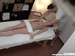 Czech, Massage, Ass, Czech massage ep 39