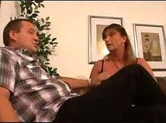 Chubby, German, Amateur mature swallows