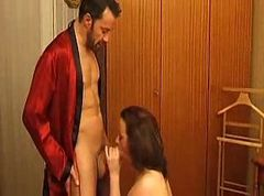 Foursome, French, Orgy, Couple, French mature brunette orgy