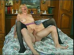French, Mature, Lesbians french matures