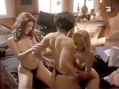 Lesbian, Kay parker - taboo mother and son scene
